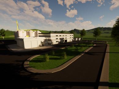 Проект 29U: Складова база за зърно и фуражни смески
