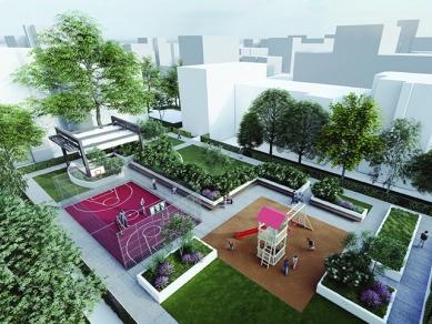 Проект 31U: Съвременно развитие и обновяване на централни градски части – зона Г-14