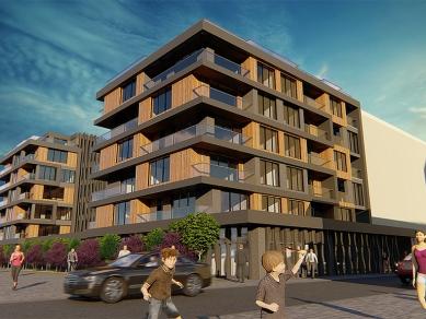 Проект 11B: Многофамилна жилищна сграда