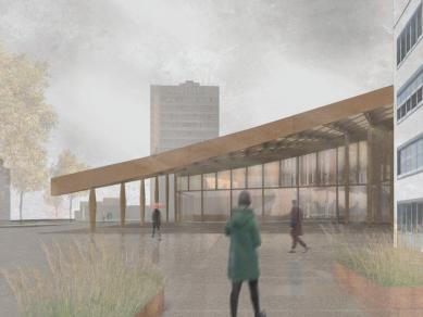 Проект 17B: Social Blender - Многофункционална сграда във Виена