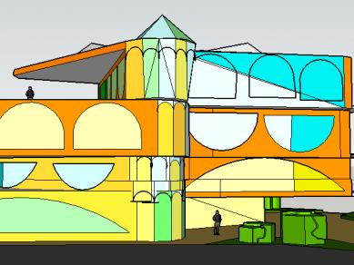 Проект 32B: Морски Хотел ***  «РАКОВИНА»