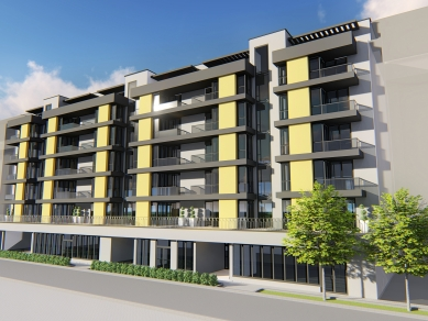 Проект 47B: Апартаментна жилищна сграда