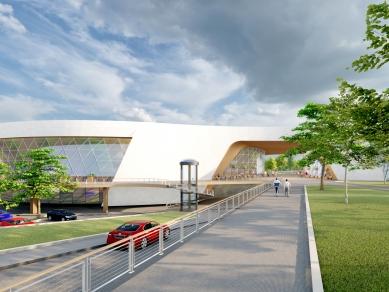 Проект 51B: Спортна зала