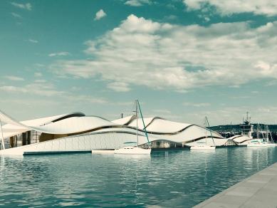 Проект 64B: Концертна зала Варна. Където вълните се превръщат в музика