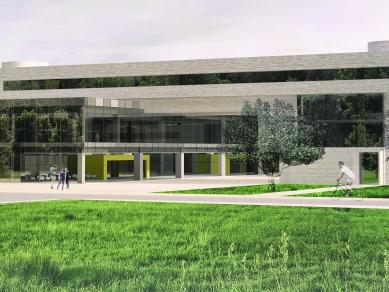 Преустройство на фабрика в културен център,гр. Болоня, Италия