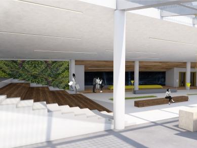 Проект 24: Интериорен проект на Културен център във Флоренция