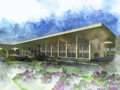 Проект 33: Реконструкция и модернизация на гаров комплекс