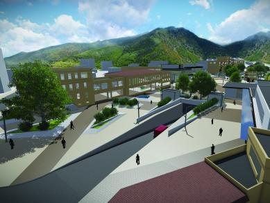 Проект 57: Градска централна част на Своге