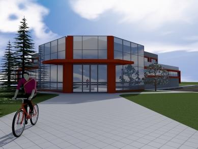 Проект 58: Индустриална сграда за чисто производство