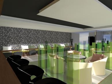"""Проект 99: Кафене """"Green line"""""""