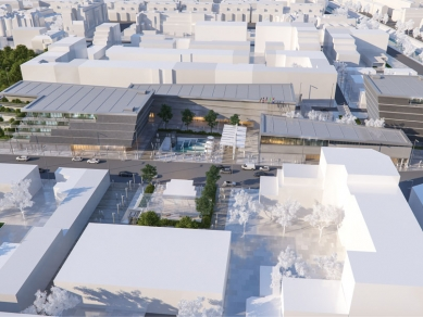Проект 10: Развитие на системата от публични пространства в гр.София