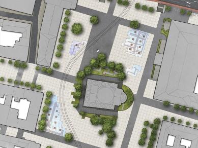 "Проект 25: Площад ""Света Неделя"""