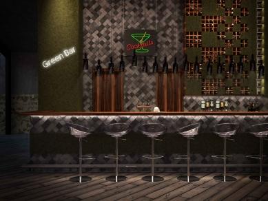 Проект 40: Акуакалда – Зелен ресторант