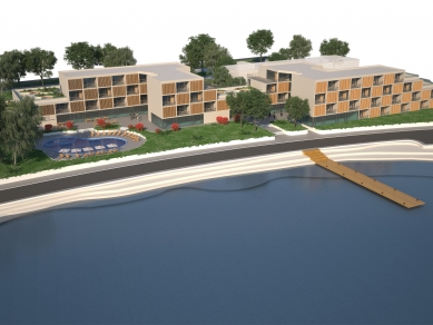 Проект 44: InterContinental Apart Hotel-Sozopol