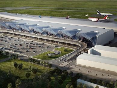 Проект 76: Нов терминал 1