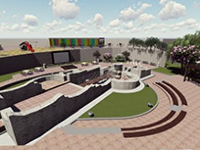 Проект 103: Консервация, реставрация и социализация на римска баня в централната част на гр. Добрич