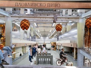 Проект 104: ТЮТЮНЕВ ГРАД: Квартал(на) индустрия