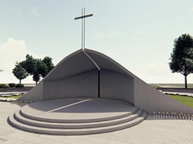 Проект 105: ПРАВОСЛАВЕН ХРАМ