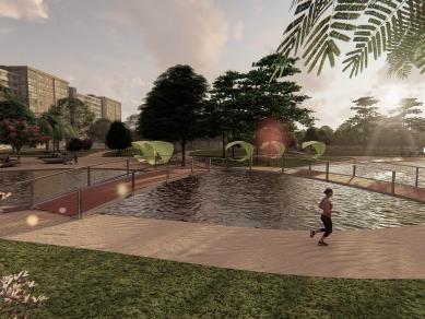 """Проект 28: Идеен проект за градски парк """"к2. Витоша - ВЕЦ Симеоново"""""""
