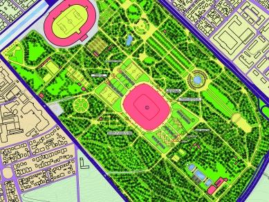 Проект 30: Парк Борисова градина, зона 1