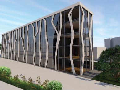 """Проект 33: """"Технология на изграждане на 6-етажна жилищна сграда със стоманобетонна носеща конструкция"""""""