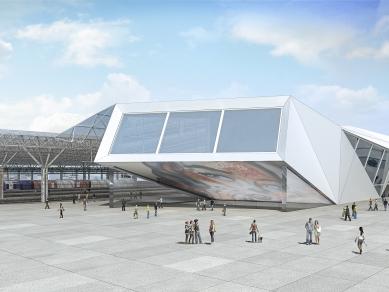 Проект 82: Модернизация на Централна гара – гр.София