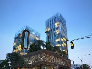 "Проект 1: HOTEL ""CITY GARDEN"""