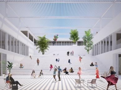 Проект 3: Музикален комплекс в гр. Севиля, Испания