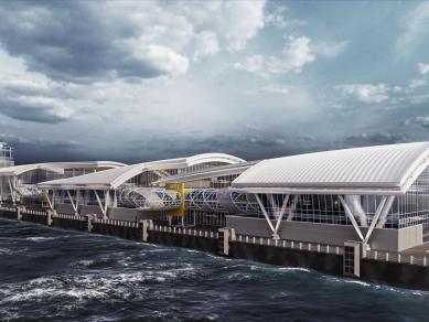 Проект 3: Морска гара, град Бургас