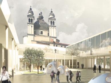 Проект 19: Академия на изкуствата, Венеция