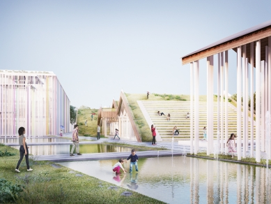 Проект 16: Детски комплекс, Лавено Момбело, Италия