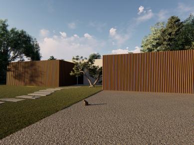 Проект 37: Проект за еднофамилна къща в.з. Малинова долина, гр. София