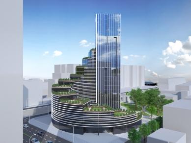Проект 41: Сграда със смесена функция