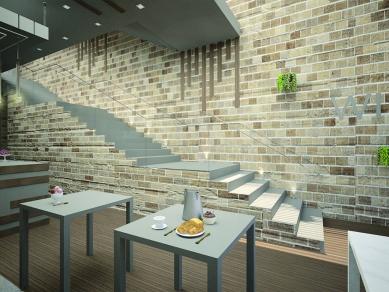 Проект 50: 21st Century Coffee House