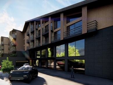 Проект 1B: Планински хотел, 4*