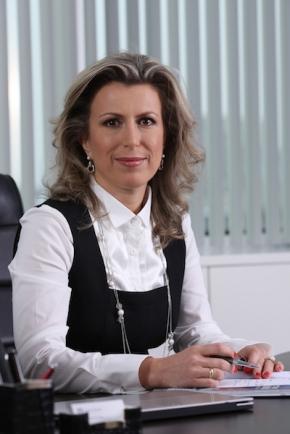 Севдалина Василева, директор Стратегическо планиране и развитие, Първа Инвестиционна Банка