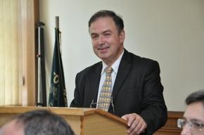 проф. д.а.н. арх. Атанас Ковачев, член-кореспондент на БАН