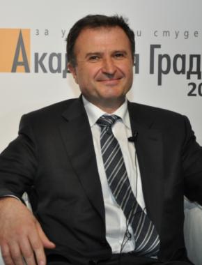 Младен Цонев, изпълнителен директор, ОРТ